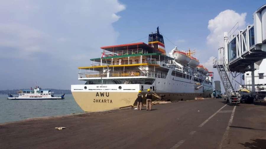 Jadwal Kapal Awu Bulan Juni 2021